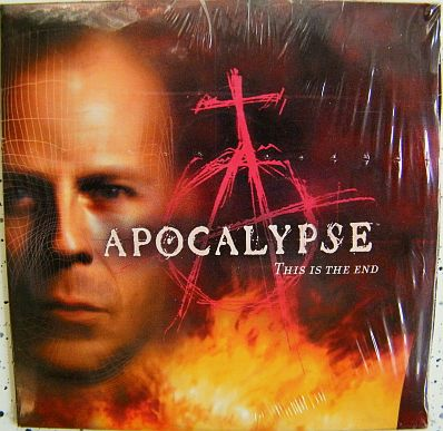 CD promo Apocalypse - This is the end