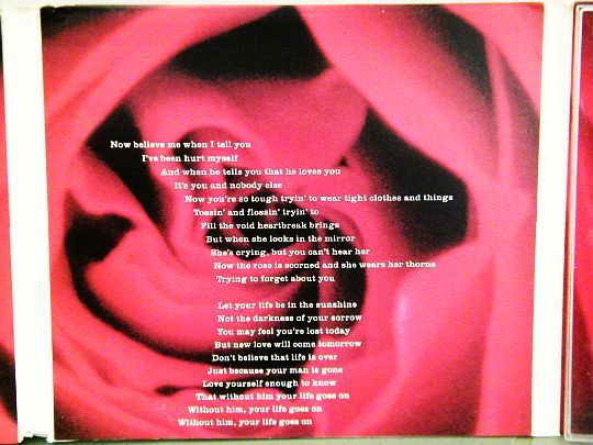 paroles de la chanson A rose is still a rose, volet 2