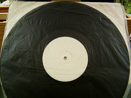 Test Pressing White Label de l'album d'Art Blakey and the Jazz Messengers 70