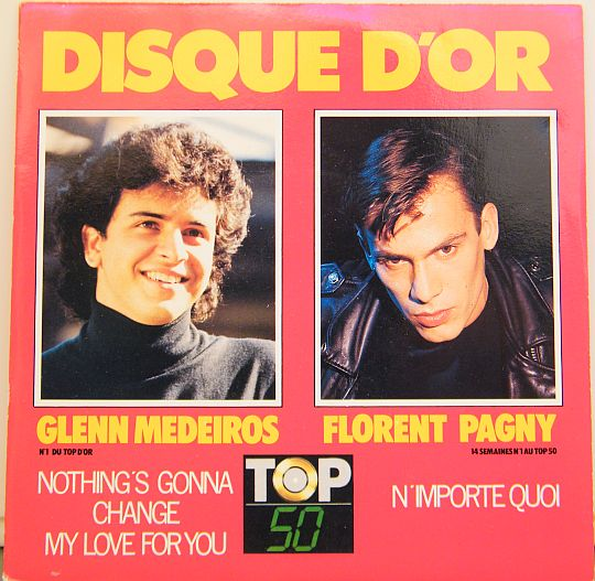 45t Collector Top d'Or Medeiros-Pagny