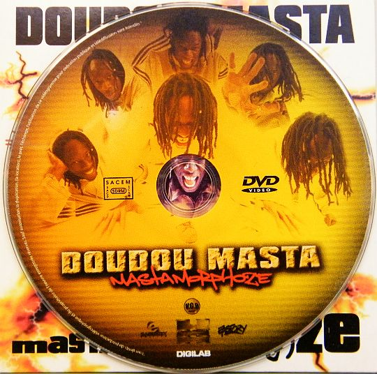DVD promotionnel Doudou Masta