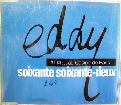 CD Collector Eddy Mitchell - 60/62