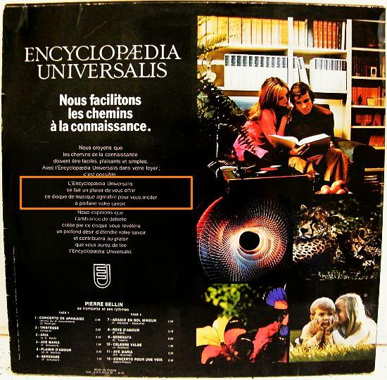 encyclopedie universalis collector