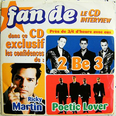 CD interview FAN DE Le Magazine d'M6 - Poesie-Sonore.com ... Joe Fm