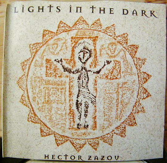 recto du CD Collector d'Hector Zazou - Lights in the dark