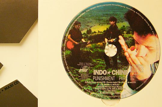 CD collector d'Indochine