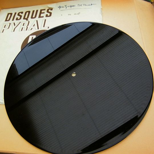collector boutique poesie sonore com disques de