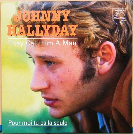 CD Collector réédition Philips de Johnny - Thay call him a man
