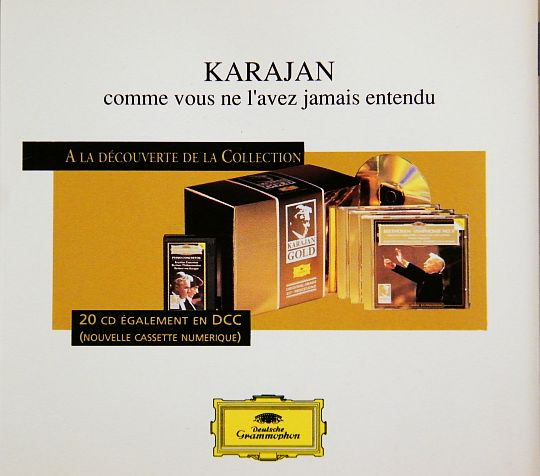 collection Gold par Karajan