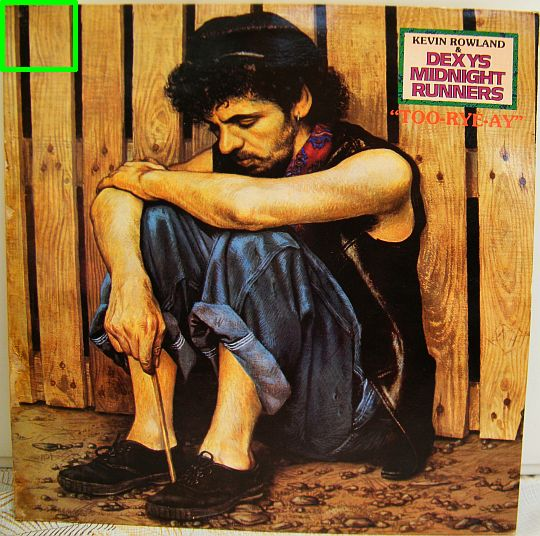 recto du 33 tours Collector promo de Kevin Rowland avec Dexys Midnight Runners - Too-rye-ay