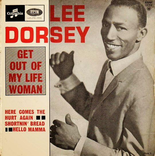 recto du super 45 tours de Lee Dorsey