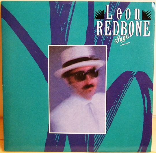 recto du 45 tours promotionnel de Leon REDBONE - Sugar / So relax