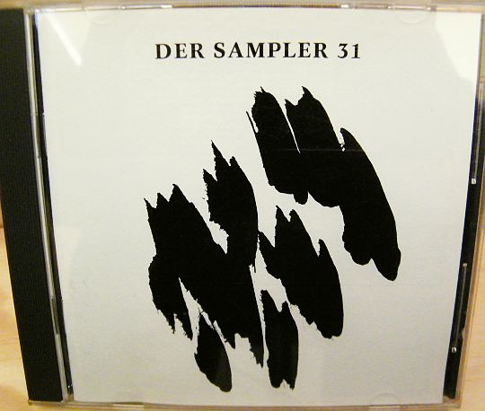 pochette du CD collector der sampler 31 par Line Records