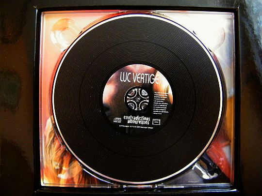 CD Collector de Luc Vertige