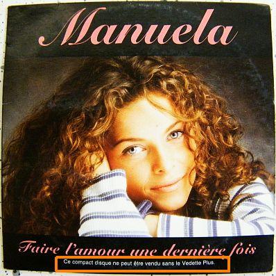 Cd single 2 titres collector manuela faire l 39 amour une - Faire l amour avec une coupe menstruelle ...