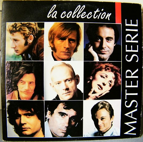 compilation promotionnelle Collector interdite à la vente Master Serie - La collection