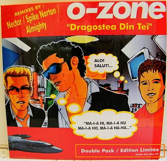 Collector O-Zone - Dragostea din tei remixes