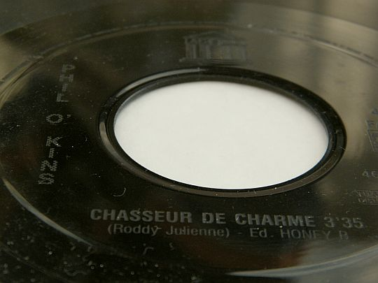 45 tours Collector Black Label Agone de Phil O'Kins - Chasseur de charme