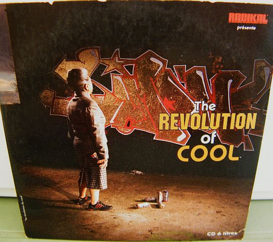 recto du CD collector The revolution of cool