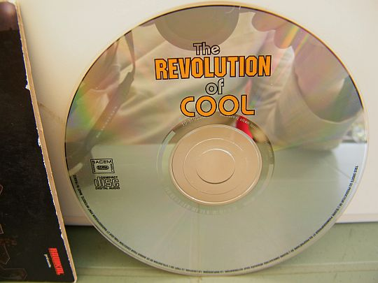 CD Collector The revolution of cool - Radikal, Adidas ClimaCool Revolution, Courir