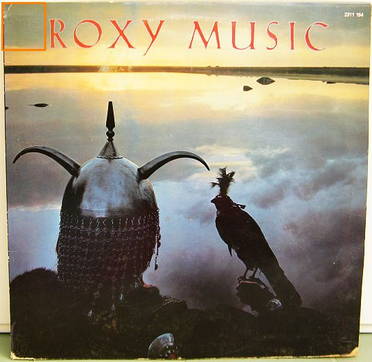 33t promo d'Avalon par Roxy Music