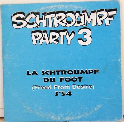 recto Schtroumpf party 3 - La schtroumpf du foot