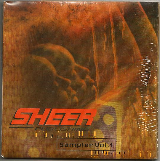 recto de la compilation Sheer Publishing Sampler volume 1