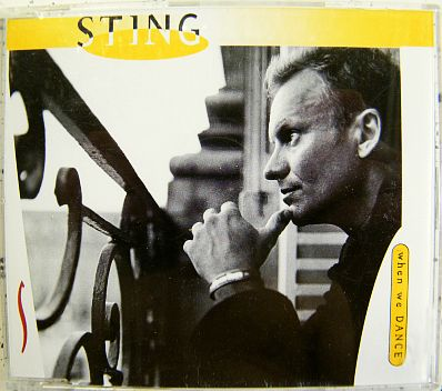 CD collector de Sting - When we dance