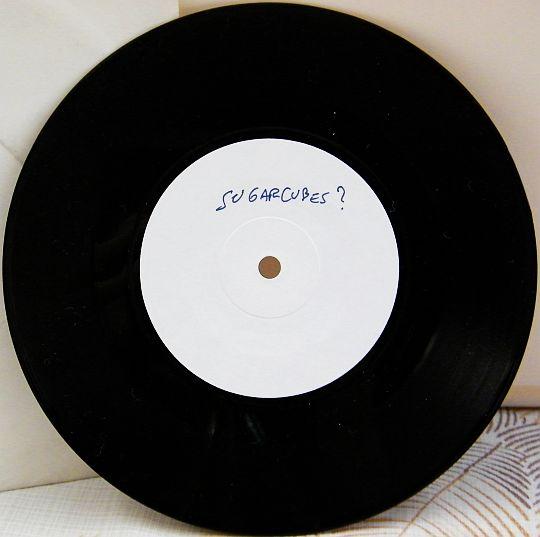 Sugarcubes Hit Theft Disque Vinyle Microsillon 45