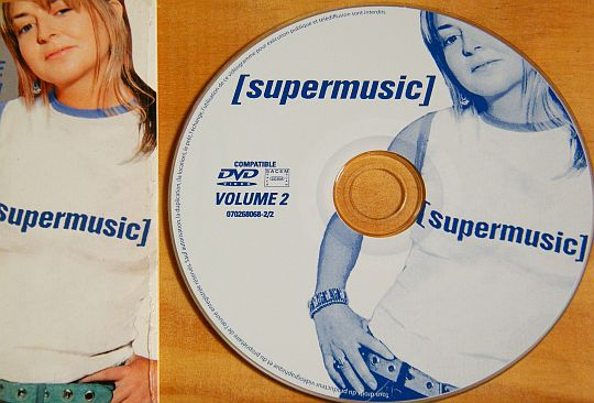 DVD promo Supermusic Collector