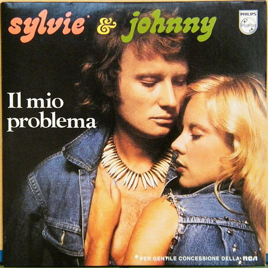 CD Collector réédition de Sylvie et Johnny - Il mio problema