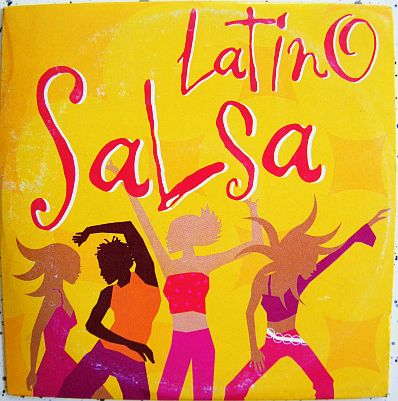 Collector Totalgaz - Latino salsa