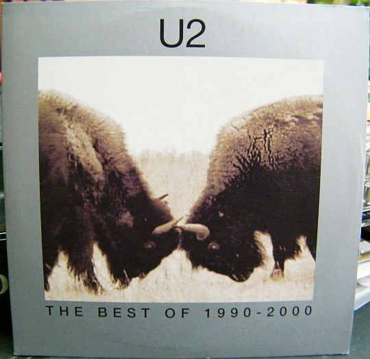 recto du maxi CD Collector de U2 - Stuck in a moment you can't get out of