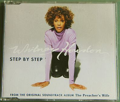 collector Whitney Houston - Step by step