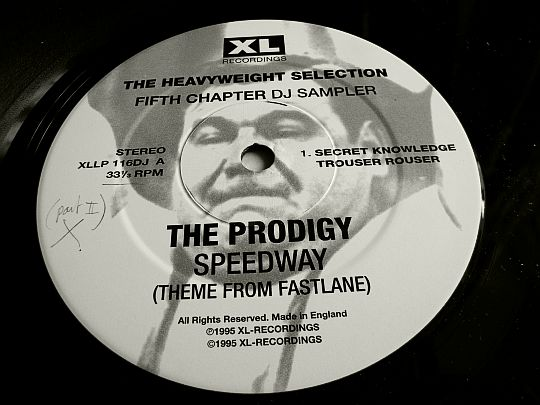 face A PRODIGY - Speedway, theme from Fastlane